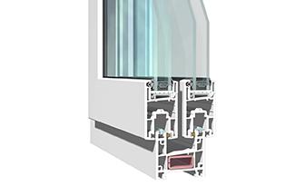 ventana pvc SF3